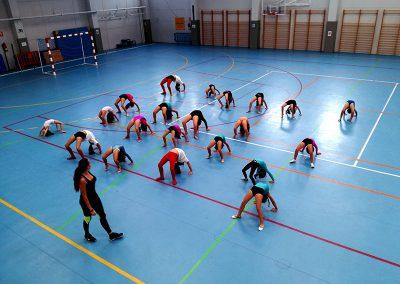 Colegio Hélicon Escuela de Gimnasia Rítmica