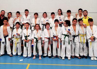 Colegio Hélicon Escuela de Judo