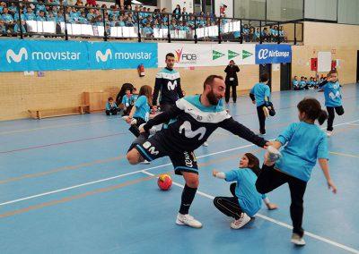 Colegio Hélicon Escuela Fútbol Sala